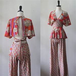 Vintage Hippie Clothes 1970s Hippie Clothing 1970s Outfit