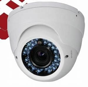 Camera Dome Exterieur : camera dome jour nuit exterieur hq 406 ~ Edinachiropracticcenter.com Idées de Décoration