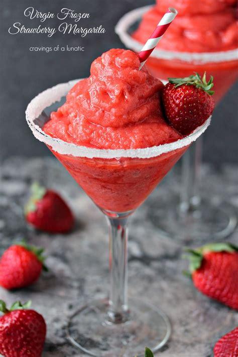 strawberry margaritas margarita recipes strawberry