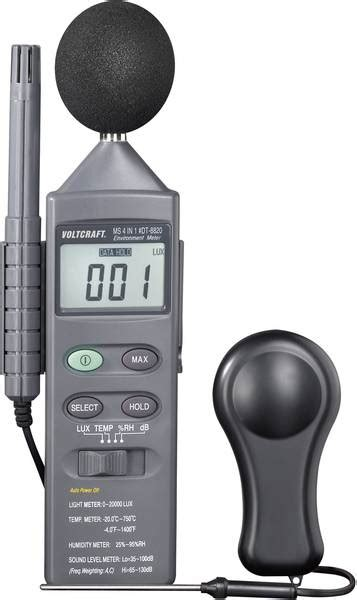 appareil de mesure  en  voltcraft dt      sonde  conradfr