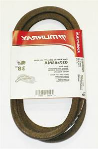 Murray 37x63ma Blade Belt For Lawn Mowers