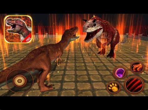 rex games  kids tyrannosaurus simulator newbie