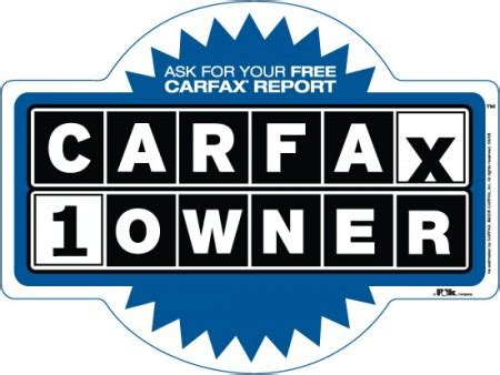 Used Carfax Goes To New Secondhand Buyer  The Truth