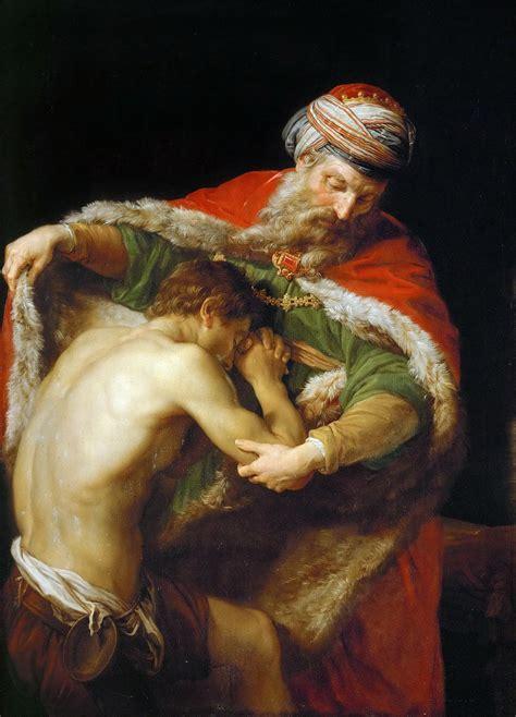 parable   prodigal son wikipedia