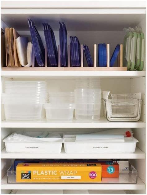 organize a kitchen 25 best tupperware organizing ideas on 1239