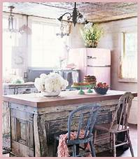 shabby chic kitchens Rooms of Inspiration: Shabby Chic Cottage Kitchen