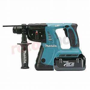 Perforateur Burineur Sans Fil : marteau perforateur makita bhr261rde ~ Premium-room.com Idées de Décoration
