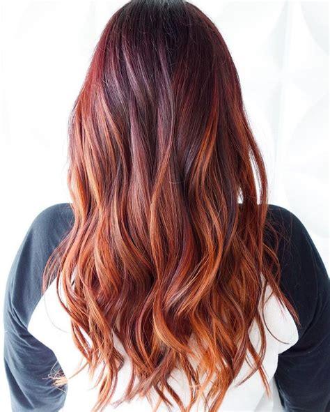autumn hair color auburn hair color for autumn hair color ideas fab mood