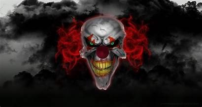 Clown Scary Wallpapers Desktop Clowns Hair Wallpapersafari