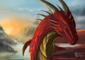 Dragon Ceiling by Sanoon Red Dragon Commission Video By Robertcrescenzio