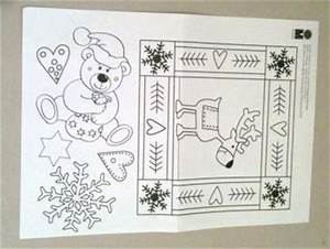 Decoration De Noel Pour Fenetre A Faire Soi Meme : deco noel vitre faire soi meme visuel 3 ~ Melissatoandfro.com Idées de Décoration
