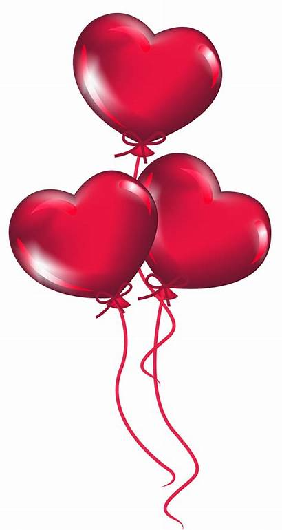 Heart Transparent Clipart Balloons Valentine Yopriceville Previous