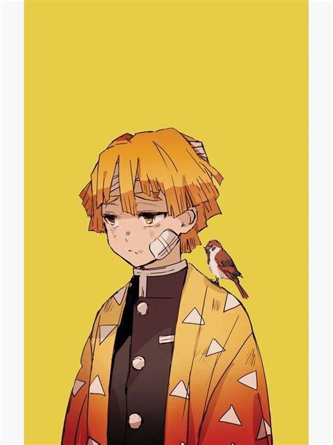 zenitsu agatsuma anime characters anime