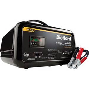 Sears Die Hard Battery Charger Manual