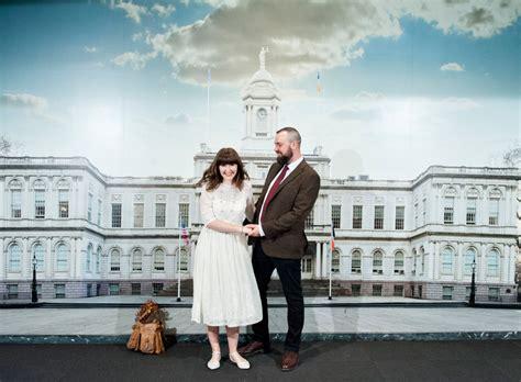 Nyc City Hall Wedding Photographer