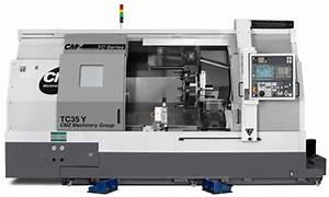 Cmz Tc-35y  1350 Voorraadmachines Promas Bv