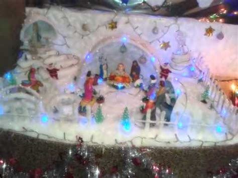 kudil designs crib with snow