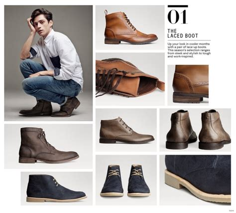 Unveils Men Shoes Guide The Fashionisto