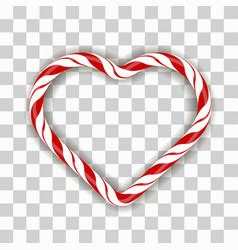 I love seeing pictures of the final product, please share! Christmas heart candy canes Royalty Free Vector Image