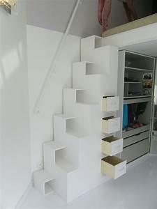 Escalier à Pas Japonais : les queues d 39 arondes escalier japonais ~ Dailycaller-alerts.com Idées de Décoration