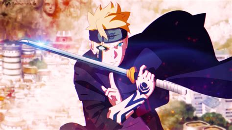 Boruto Hd Wallpaper