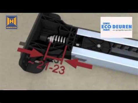 hörmann liftronic 500 ecostar videolike