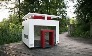 10 Casas para perros con algo más que madera y plástico OVACEN