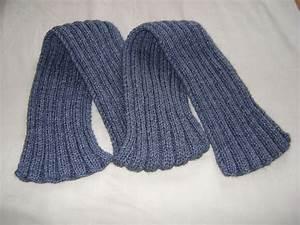 Echarpe Homme Tricot : tricoter echarpe homme ~ Melissatoandfro.com Idées de Décoration