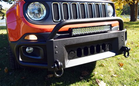 New Jeep Renegade Accessories