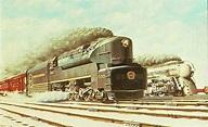 POSTCARD – CHICAGO – TRAINS – ENGLEWOOD ILLINOIS ...