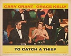 To Catch a Thief 1955   Lobby Cards and Movie Posters ...