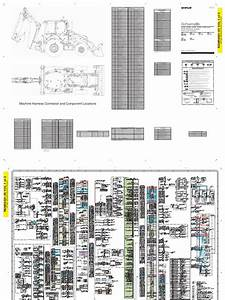 Cat 434e Schematic Electrical System