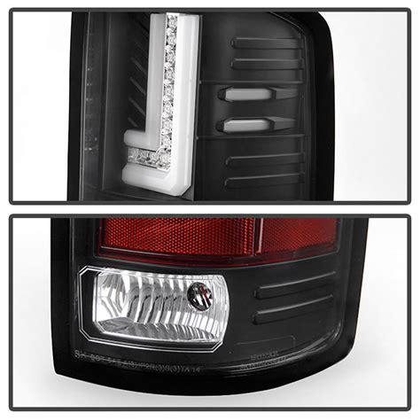 2016 gmc sierra tail lights 2014 2016 gmc sierra 1500 2500 3500 hd performance led