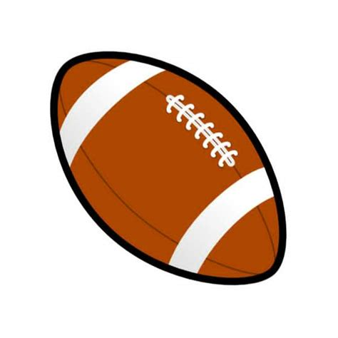 Football Clipart Football Animated Clipart Free Images At Clker