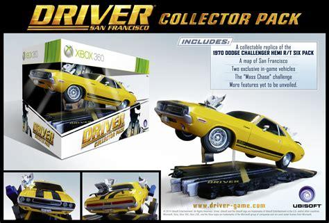 Driver San Francisco Collectors Edition Xbox 360 Zavvi