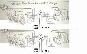 American Flyer Locomotive Wiring Diagrams