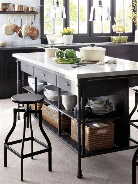 stylish freestanding kitchen islands carts