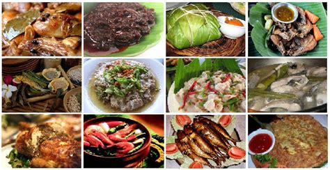 phil cuisine food aficionado philippine cuisine cooking methods