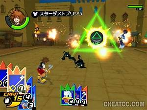 Kingdom Hearts Re Chain Of Memories Review For