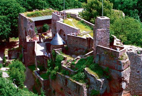 high back wing landstuhl celebrates legendary castle event days