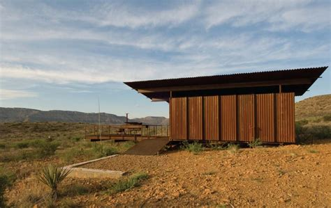 cinco camp brewster county texas residential architect