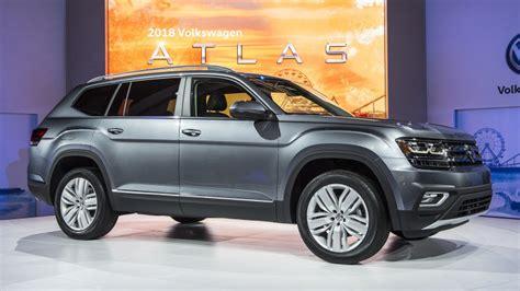 Vw Atlas Size by 2018 Volkswagen Atlas Price Specs Msrp Suv Interior