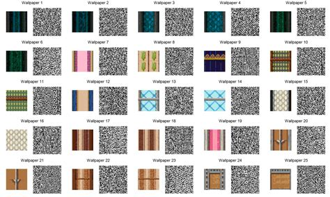 Animal Crossing New Leaf Qr Codes Wallpaper - the gallery for gt animal crossing new leaf qr codes
