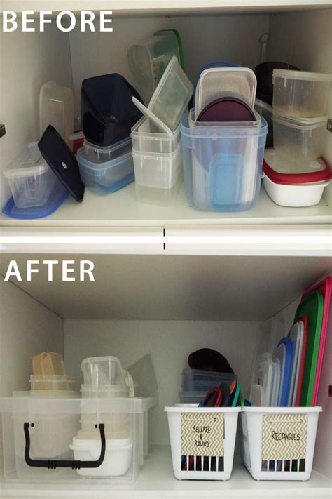 The step by step guide to organising your food storage