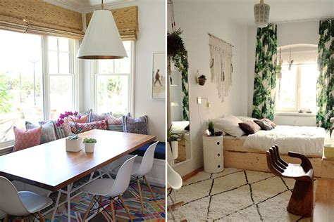 Ways To Combine Scandinavian And Bohemian Styles
