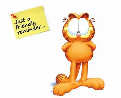 Reminder Friendly Reminders Clipart Animated Clip Espinosa
