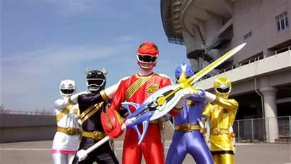 Rangers Power Megaforce Super Lion Alliance Force