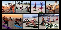Wake Up and Flow Morning Beach Yoga (Donation-Based Class ...