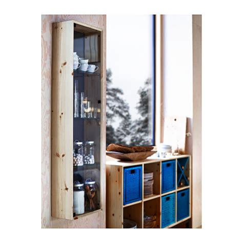 pine wall cabinet with glass doors ikea glass cabinet exploding nazarm com