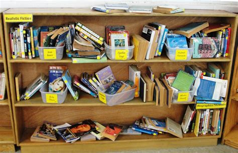 Classroom Bookshelf by Taming The Classroom Library The Teaching Experiment